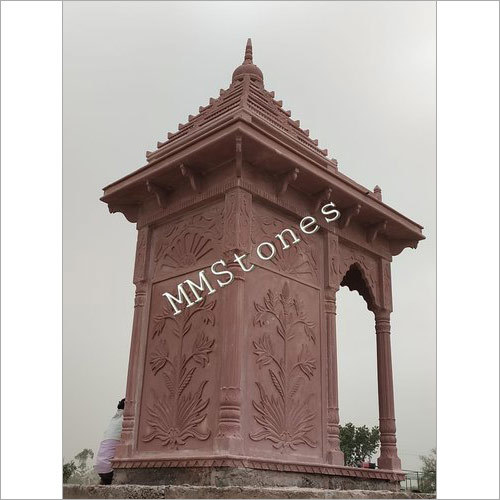 Red Stone Temple 5 Feet