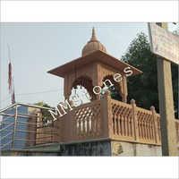 Stone Shiv Mandir Chhatri 5 Ft
