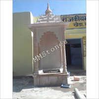 Stone Chatri Temple 5 Ft