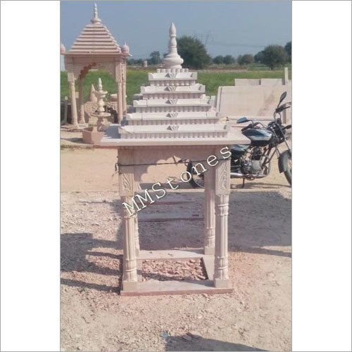 Stone Chhatri 27 Inch