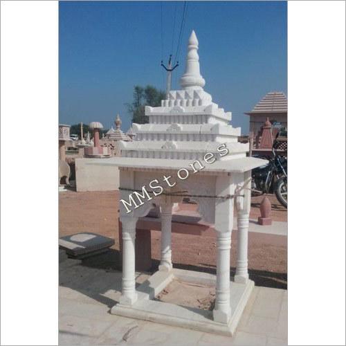 Marble Chhatri 27 Inch