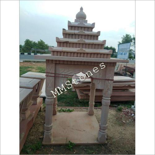Stone Chhatri 2 Ft