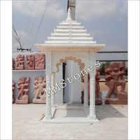 Marble Chatri 5 feet