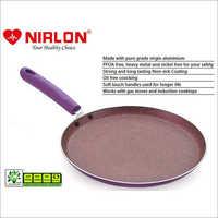 Nirlon Non Stick Tawa Regal Purple Induction Base