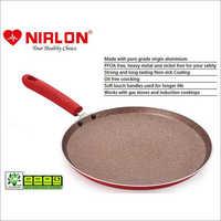 Nirlon Non-Stick Tawa Red Stone Induction Base
