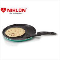 Nirlon Non Stick Greenchef Granite Flat Tawa