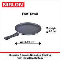 Nirlon Induction Black Tawa