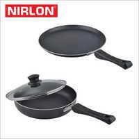 Nirlon Induction Base Non Stick Cookware
