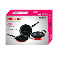 2.8 Mm Nirlon Non Stick Cookware Ideal For Cooking