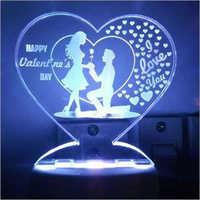 Couple Night Lamp