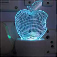 Apple Night Lamp