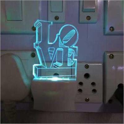 Love Night Lamp