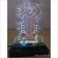 Shree Nath Ji Night Lamp