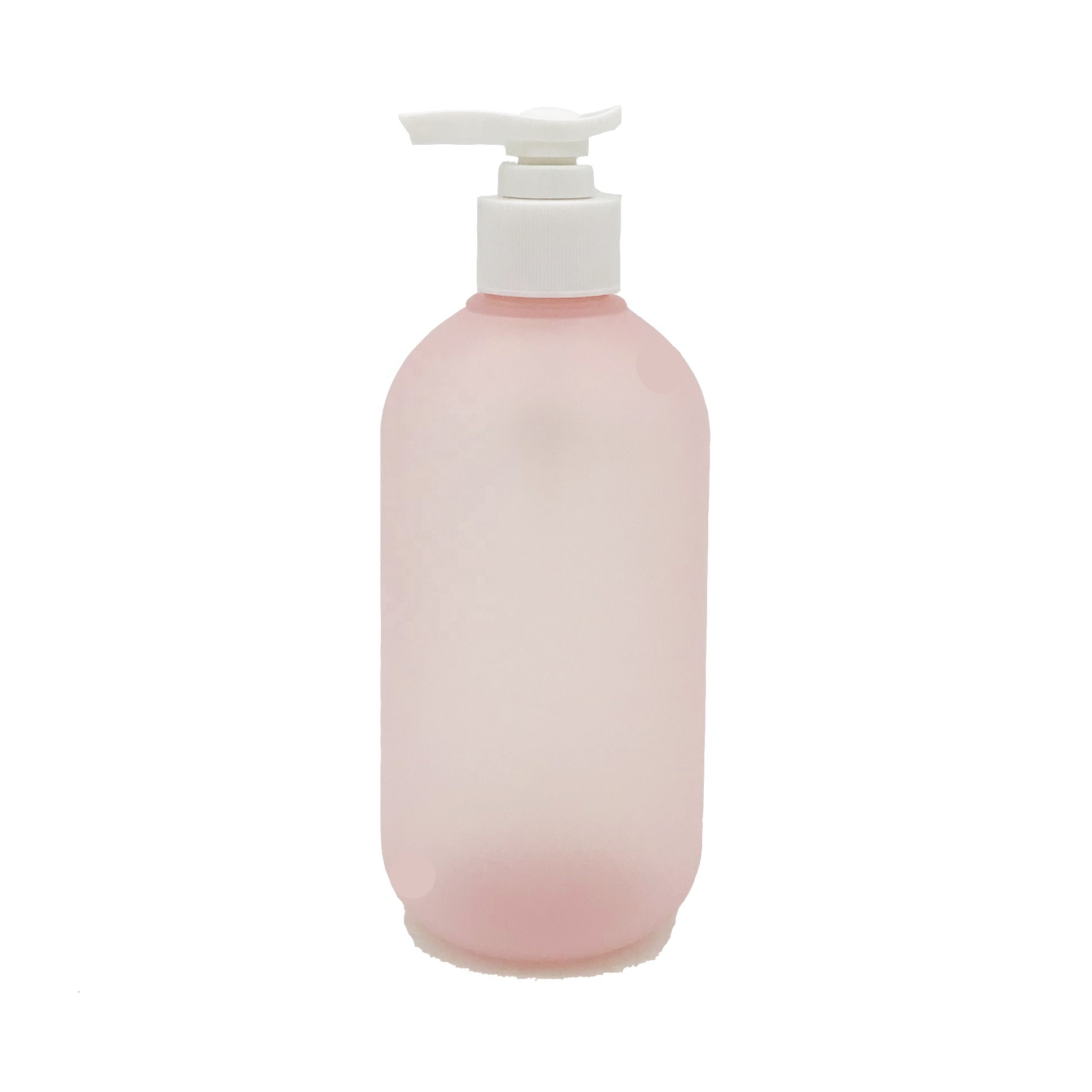 300 ML HDPE LOTION BOTTLE WITH DISPENSER PUMP