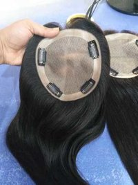 Straight Hair Women Toppers