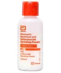 Neomycin and Bacitracin with Sulfacetamide Powder
