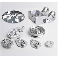 CNC Milling Machining Works