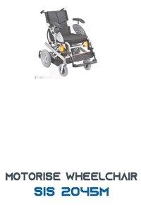 Motorise Wheelchair