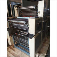 1622 Offset Color Printing Machine