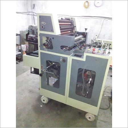 D Cut Bags Printing Machine
