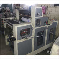 Mild Steel Two Color Offset Printing Machine