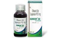 Ofloxacin Suspension