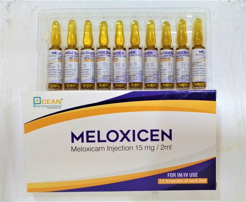 Meloxicen Injection