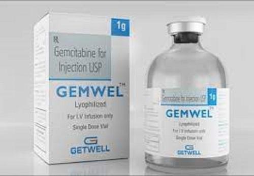 Gemwel 1gm Injection(Gemcitabine (1gm)