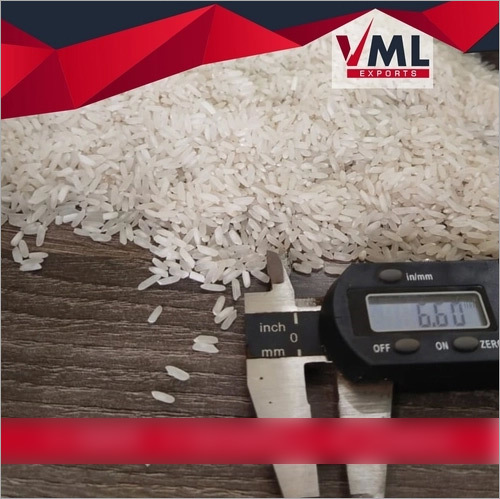 Ir64 Raw White Rice