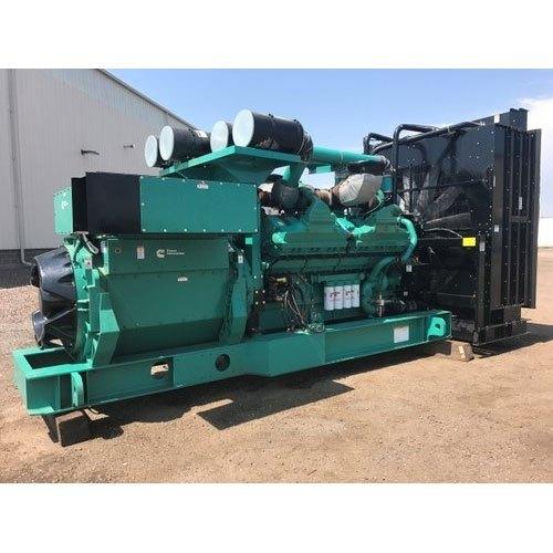 Cummins 2250 kVA Three Phase Silent Diesel Generator