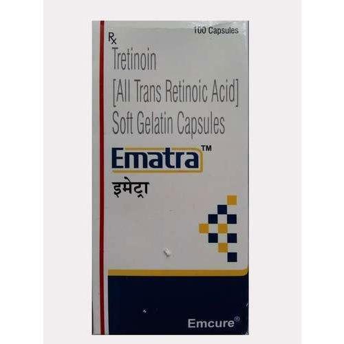 Ematra Capsule(Tretinoin (10mg)