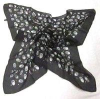 Silk Square Fancy Scarves