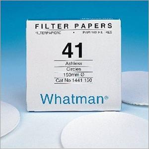Whatman Qualitative Ashless Filter Paper