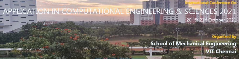 International Conference on Application in Computational Engineering & Sciences (IConACES-2021)
