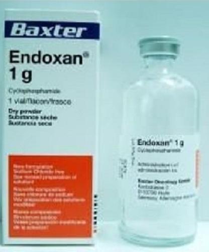 Endoxan 1000mg Injection(Cyclophosphamide (1000mg)