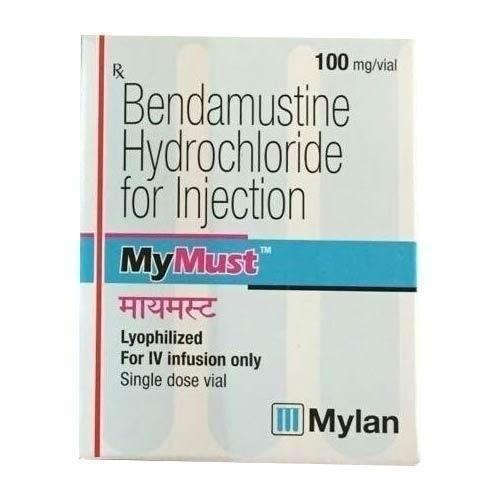 MyMust Injection(Bendamustine (100mg)