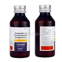 Paracetamol and Ibuprofen Suspension