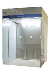 Dispensing And Sampling Booth