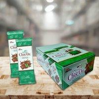 Mahak Kandiez Mint ChocOn Prefermint ChocoBar | Pack of 24 PCS