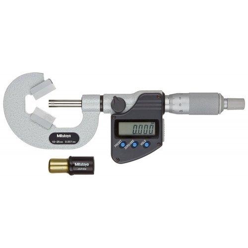 Mitutoyo Digital 3 Flute V- Anvil Micrometer