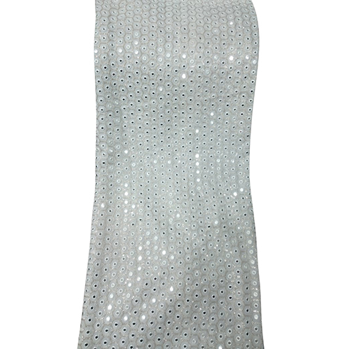 Georgette Sequin Fabric