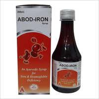 200 ml Iron and Heamoglobin Deficiency Ayurvedic Syrup