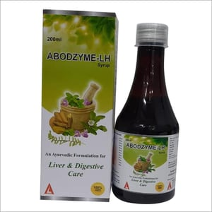 200ml Ayurvedic Liver and Digestive Care Syrup