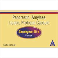 Pancreatin Amylase Lipase Protease Capsules