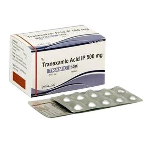 TRANEXAMIC ACID 500 MG TABLET (TRAMIC)