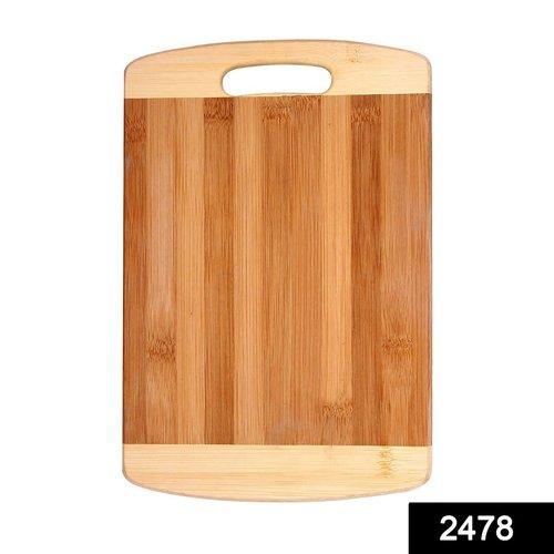 2478 Bamboo Kitchen Chopping Cutting Slicing Wooden Board