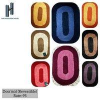 Doormat reversible