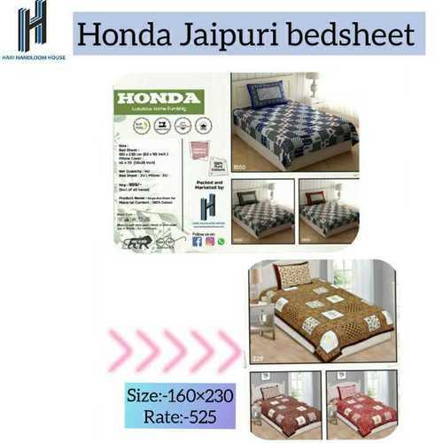 Honda Jaipuri bedsheet