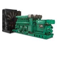 Cummins 3500 kVA Three Phase Silent Diesel Generator