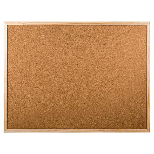 Wooden Cork Pin Board